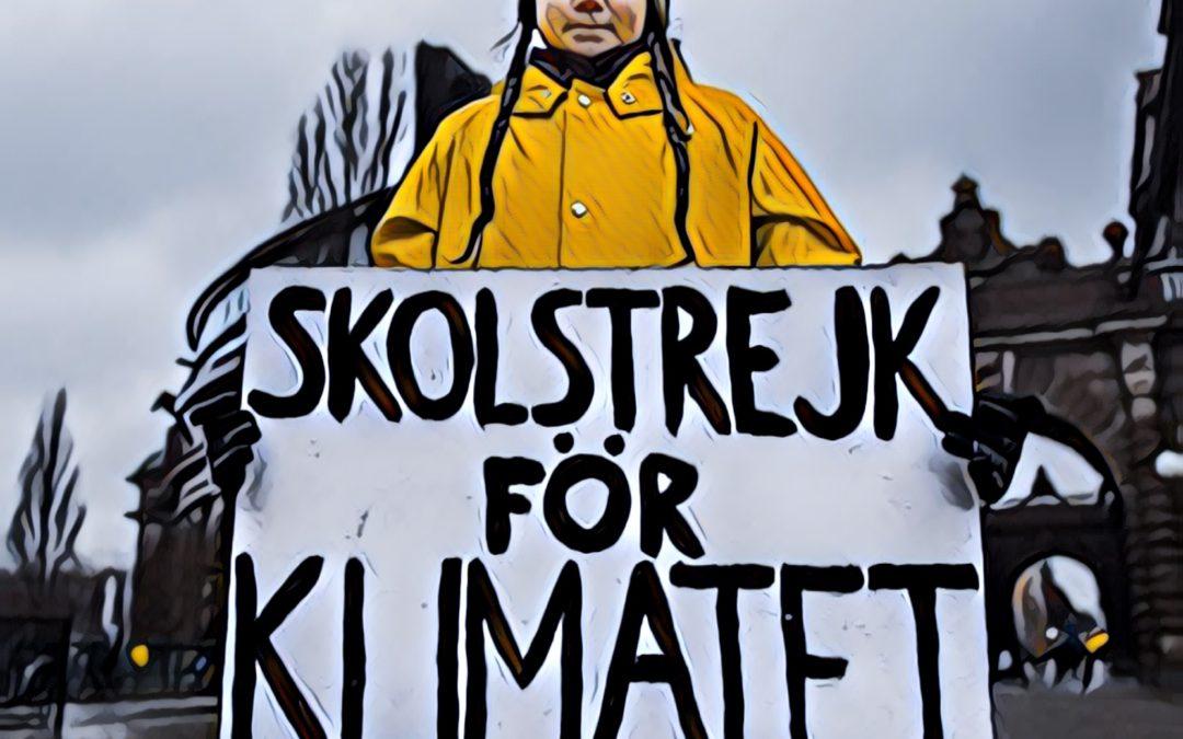 Su Greta Thunberg