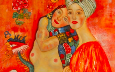 Amiche per la pelle: relazioni simbiotiche tra donne